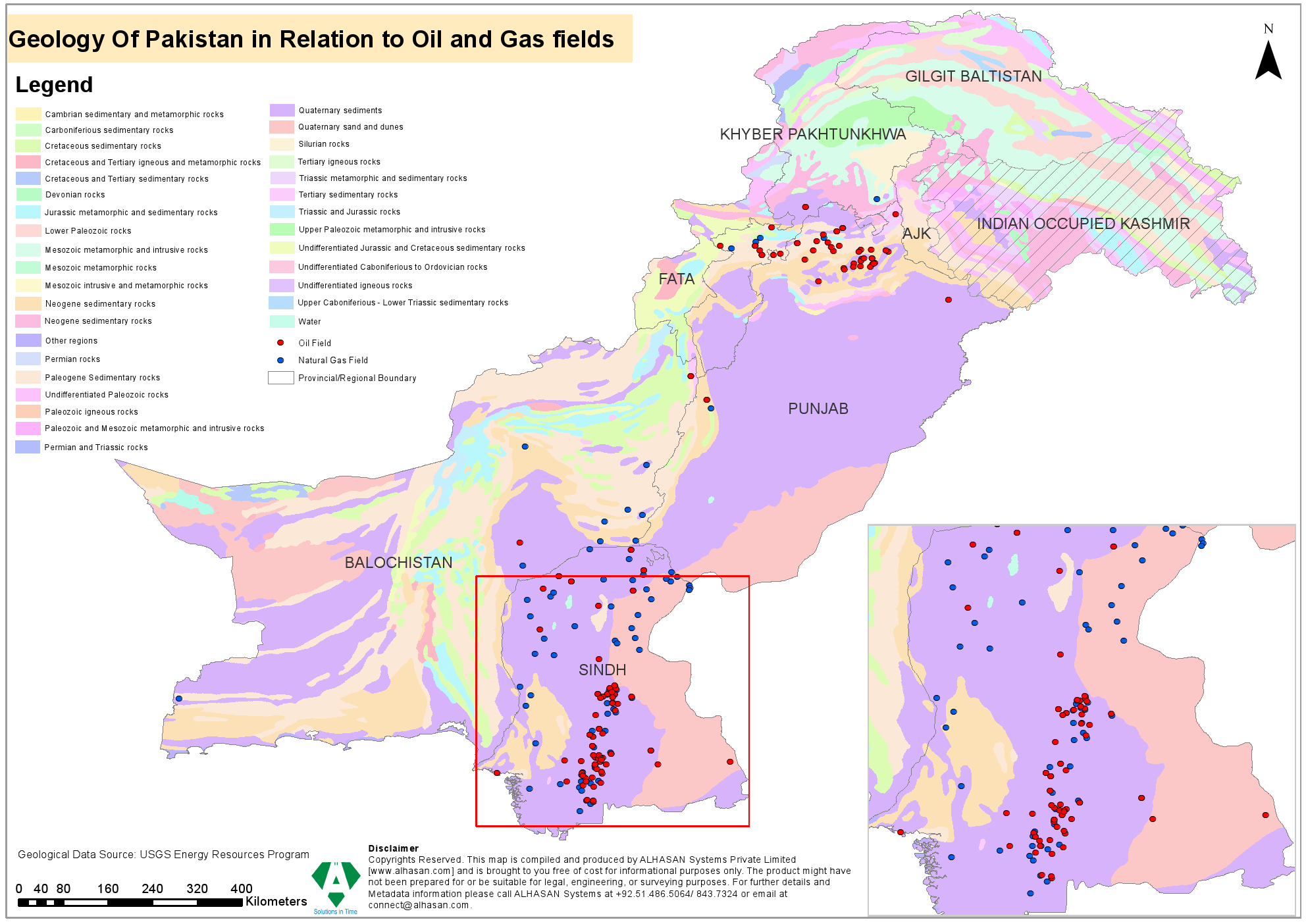 Main Natural Resources Of Pakistan